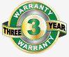 3 سال گارانتی قطعات و ۱۰ سال خدمات پس از فروش