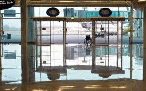 شرح عملکرد درب شیشه ای برقی